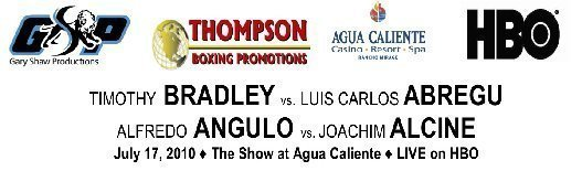 July17mediaheader FIGHT CALENDAR for July 2010