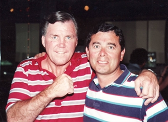 Jerry Quarry, David Martinez (May 1991)