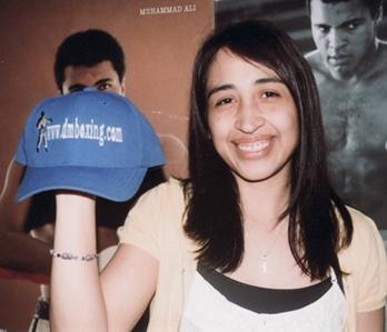Boxing Hat August 2010 WEBSITE HAT