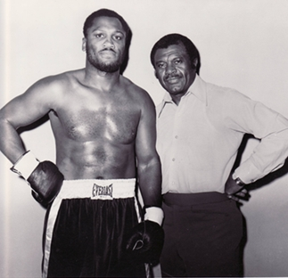 Joe Frazier Eddie Futch crop What if Joe Frazier had Fought Ron Lyle?