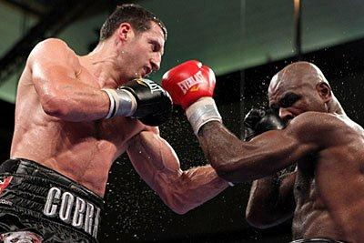 20110605froch400 Boxing Results and Thoughts: Chavez wins a title