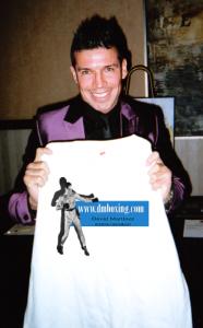 Sergio Martinez t-shirt
