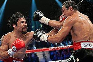 pacman Pacquiao vs. Marquez, and HBO fight card