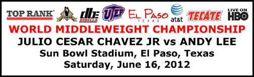 chavez calendar FIGHT CALENDAR for June 2012
