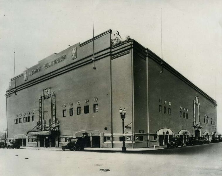 757px Olympic 19304 The Olympic Auditorium: A Look Back at a Grand Venue   (Part 1 of 2)