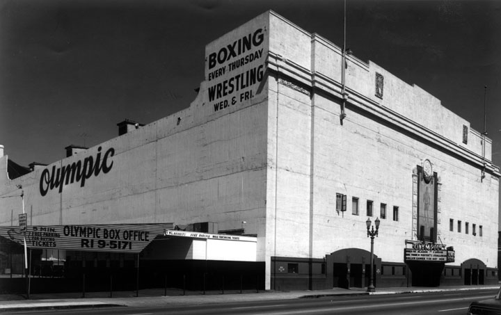 olympic auditorium 1970s The Olympic Auditorium: A Look Back at a Grand Venue  (Part 2 of 2)