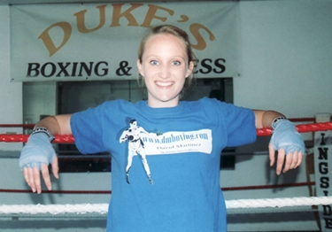 Sarah crop DM Boxing Products