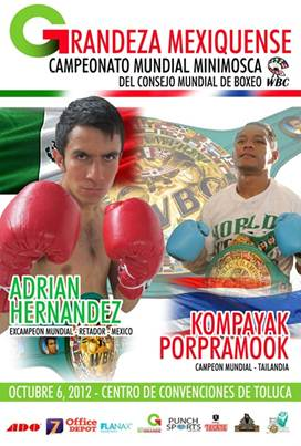 clip image004 FIGHT CALENDAR for October 2012 