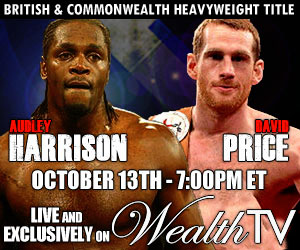 wealthtv919123 FIGHT CALENDAR for October 2012 