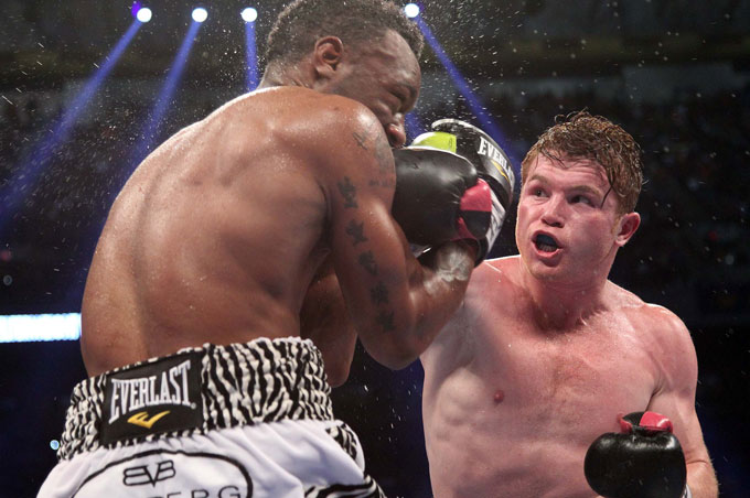 42113canelo00t Canelo vs. Trout ... My Thoughts on the Weekend