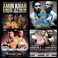 boxing fights 200x200 Around the World in five fights