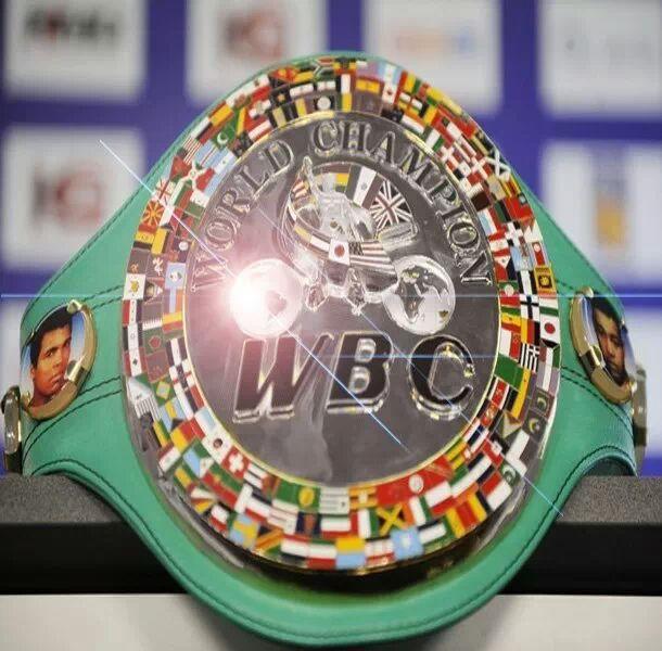 38e11170 WORLD BOXING COUNCIL RATINGS – AS OF FEBRUARY 10, 2014. WBC Belt