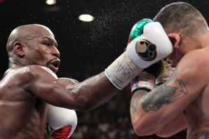 today Mayweather defeats Maidana to unify welterweight belts