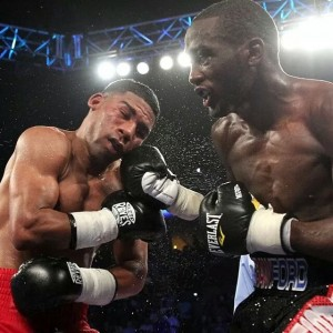 Crawford scores four knockdowns enroute to KO win over Gamboa