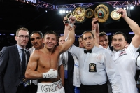 golovkin005 Golovkin by KO over Geale to retain middleweight title
