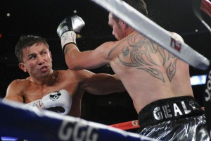 golovkin00t 300x200 Golovkin by KO over Geale to retain middleweight title