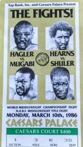 Hagler Mugabi 2 170x300 Marvin Hagler vs. John Mugabi (Round 6)
