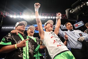 Media win pic Rogelio Medina scores upset win over JLeon Love on Showtime