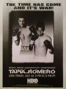 poster 225x300 Johnny Tapia on HBO