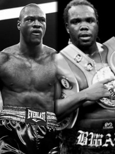Bermane vs. Wilder ... WBC heavyweight title