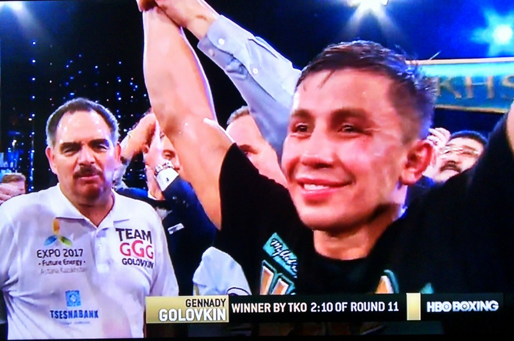 GGG 1 1024x679 Golovkin by KO over Murray, retains WBA middleweight title
