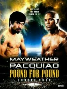 M vs. P 229x300 Floyd Mayweather Jr. vs. Manny Pacquiao ... My early prediction